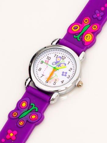 Dziecięcy zegarek  MOTYLE