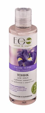 """Eco Laboratorie Tonik do twarzy do skóry tłustej z problemami 200 ml"""""""