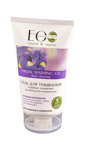 """Eco Laboratorie Żel do twarzy oczyszczający 150 ml"""""""