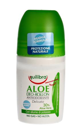 "Equilibra Aloe Dezodorant roll-on  50ml"""