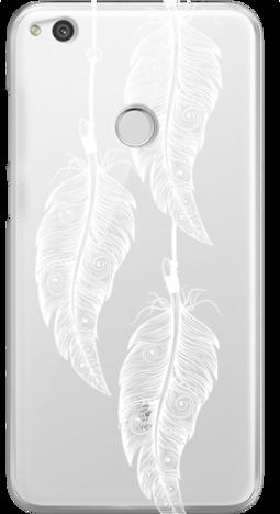 Etui do telefonu Huawei P9 Lite Feather