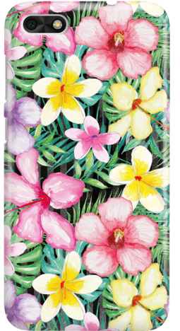 Etui do telefonu Huawei P9 Lite Mini Garden