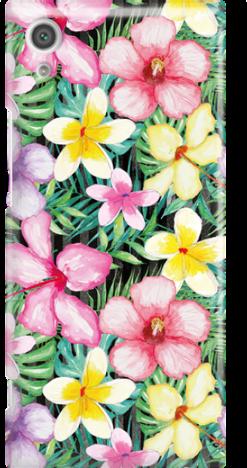 Etui do telefonu Sony Xperia XA1 Garden