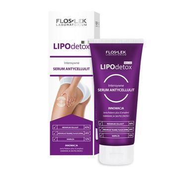 FLOSLEK Intensywne Serum  antycellulit lipo-detox  200 ml