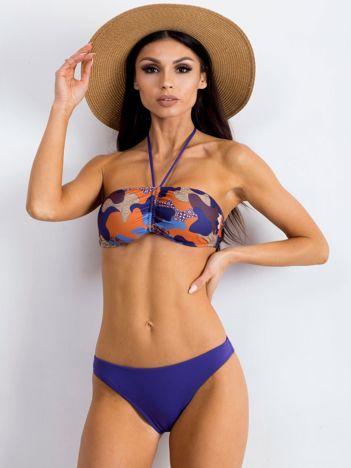 Fioletowe bikini Resort