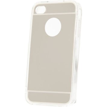 Funny Case ETUI MIRROR CASE IPHONE 4G SREBRNY