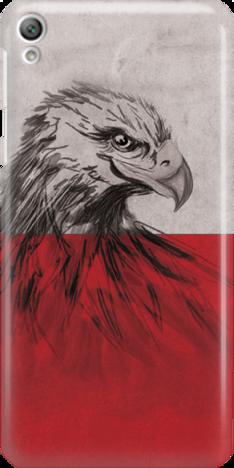 Funny Case ETUI SONY XPERIA E5 EAGLE