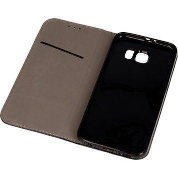 Funny Case ETUI book magnet Samsung S6