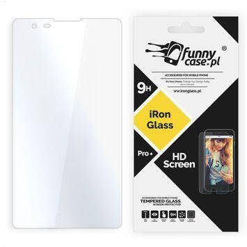 Funny Case Szkło hartowane LG X Power 2