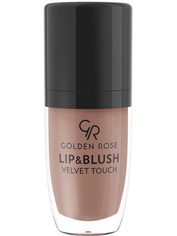 GOLDEN ROSE Lip & Blush Velvet Touch Koloryzujący balsam do ust i policzków 05 4,5 ml