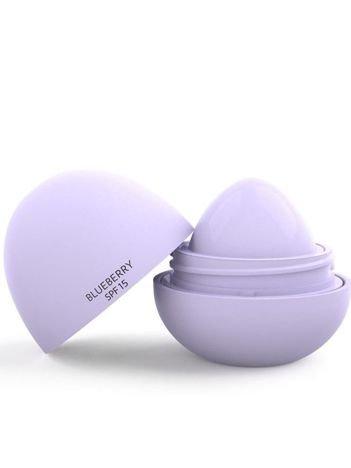GOLDEN ROSE Lip Butter Balsam do ust z filtrem SPF 15 - borówka, 8 g