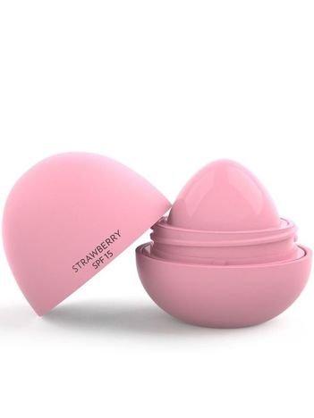GOLDEN ROSE Lip Butter Balsam do ust z filtrem SPF 15 - truskawka, 8 g