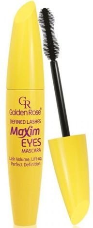 GOLDEN ROSE Maxim Eyes Mascara - Tusz do rzęs wydłużający 9,3 ml