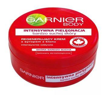 Garnier Body Intensywna Pielęgnacja Krem do ciała do skóry bardzo suchej 200 ml