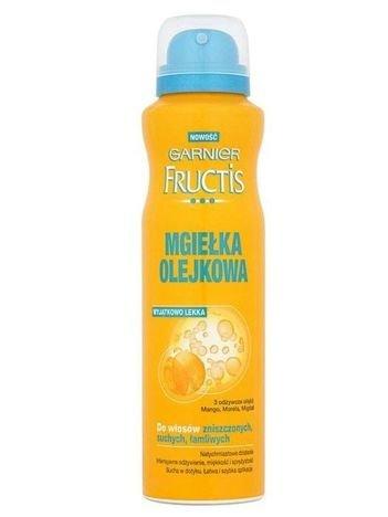 Garnier Fructis Mgiełka olejkowa do włosów suchych i zniszczonych 200 ml