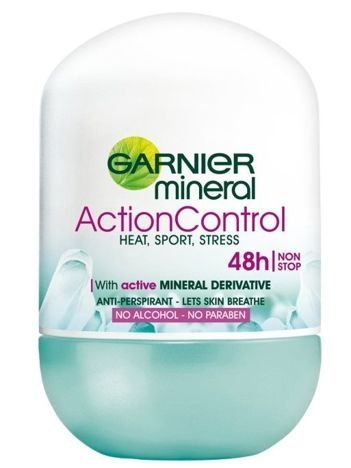 Garnier Mineral Antyperspirant roll-on Action Control 48h 50 ml