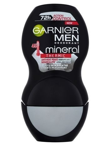 Garnier Mineral Men Antyperspirant roll-on Action Control Thermic 72h  50 ml