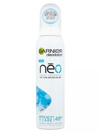 Garnier Neo Antyperspirant w sprayu Pure Cotton  150 ml