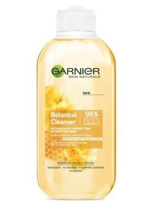 Garnier Skin Naturals Botanical Tonik przywracający komfort Flower Honey  200 ml
