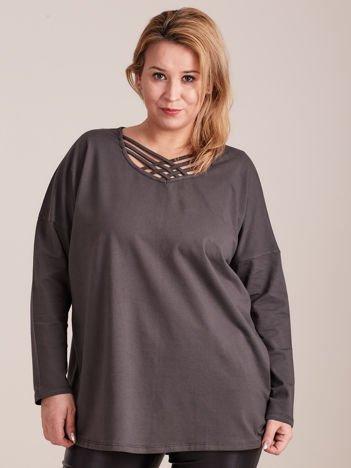 57309e851cf857 Bluzka plus size, bluzki damskie w dużych rozmiarach w eButik.pl!