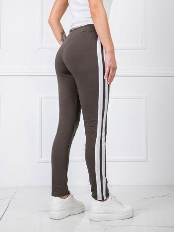 Grafitowe spodnie Laney