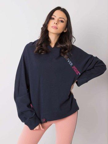 Granatowa bluza Pam