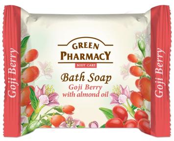 Green Pharmacy Body Care Mydło w kostce Goji Berry 100 g