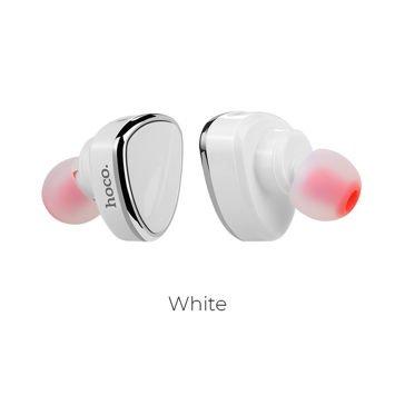 HOCO Słuchawka E7 bluetooth 4.1 z mikrofonem biała