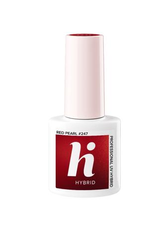 "Hi Hybrid Lakier hybrydowy CARNIVAL #247 Red Pearl 5ml"""