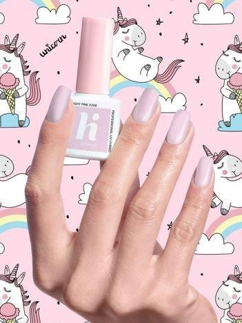 Hi Hybrid Lakier hybrydowy Unicorn nr 208 Bright Pink 5 ml
