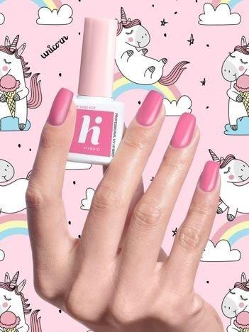 Hi Hybrid Lakier hybrydowy Unicorn nr 217 Pink Sand 5 ml