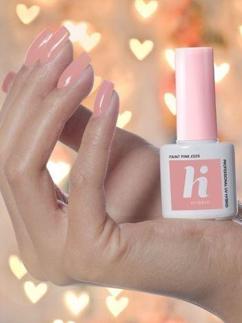 Hi Hybrid Lakier hybrydowy nr 205 Faint Pink 5 ml