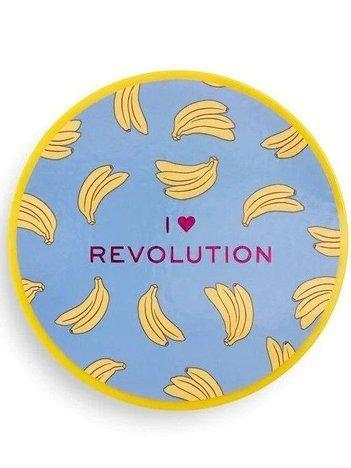 I ♥ Revolution Puder sypki Loose Baking Powder Banana 22 g