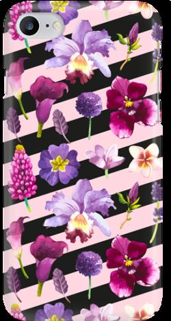 "Iphone 7/8 4.7"" Flower"