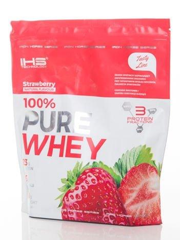 Iron Horse - Odżywka białkowa Pure Whey - 500g Strawberry