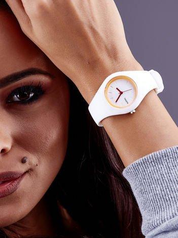 JELLY Mały Biały Zegarek Damski