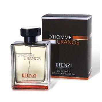JFENZI URANOS D'HOMME Męska woda perfumowana 100 ml