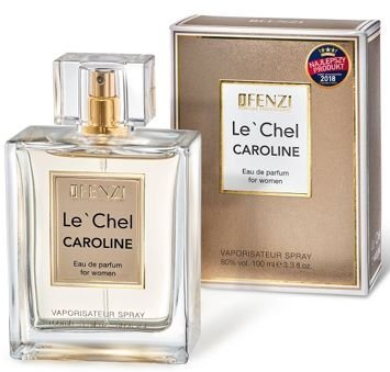 JFENZI Woda perfumowana damska LE'CHEL CAROLINE 100 ml