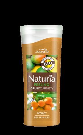 JOANNA BIO Peeling GRUBOZIARNISTY Mango 100 g