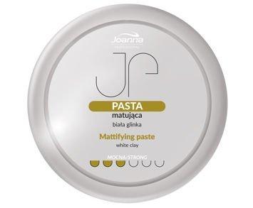 JOANNA PROFESSIONAL Pasta matująca biała glinka MOCNA 200 g