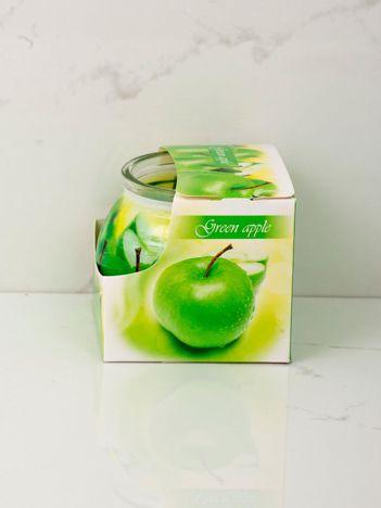 Jabłkowa świeca zapachowa