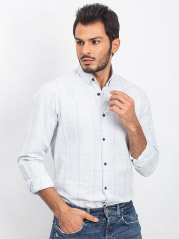 Jasnoniebieska koszula męska Needed