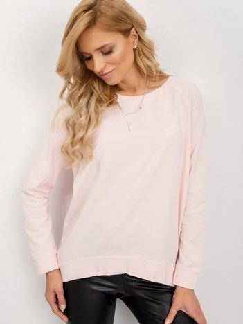 Jasnoróżowa bluza Nadia