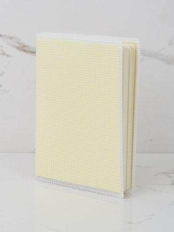 Jasnożółty notes