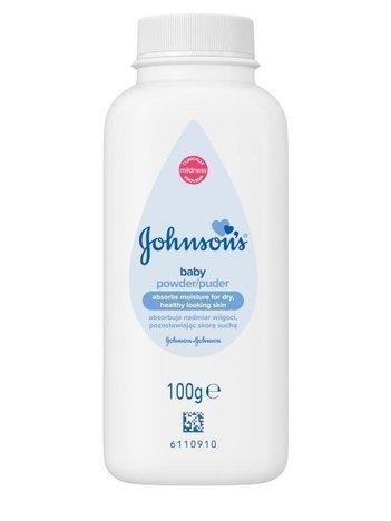 Johnson's Baby Puder dla dzieci 100 g