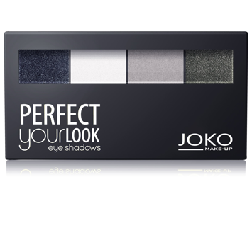Joko Cienie quattro Perfect Your Look nr 400 perłowe 7g