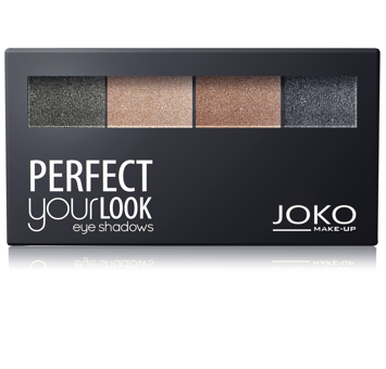 Joko Cienie quattro Perfect Your Look nr 403 perłowe 7g