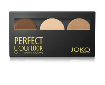 Joko Cienie trio Perfect Your Look nr 305 satynowe