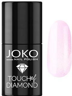 Joko Lakier żelowy do paznokci Touch of Diamond nr 01 10ml