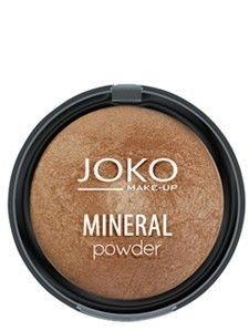 Joko Puder wypiekany JOKO MINERAL 06 Dark Bronze 7,5 g